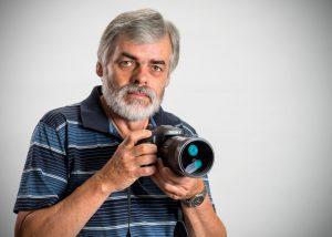 Im Portrait: Fotograf Franz Weinhofer