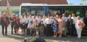 Besuch der Partnergemeinde Mogersdorf