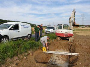 Wasserrohrbruch – Info