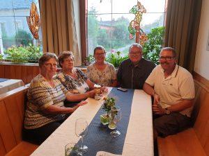 49 Jahre in Wimpassing auf Urlaub