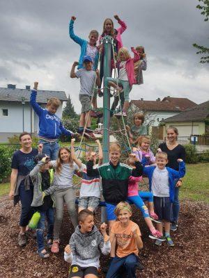 Ferienbetreuung in Hafnerbach