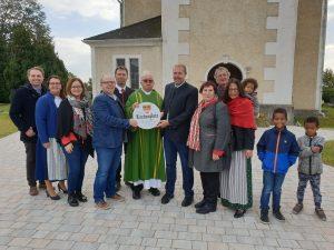 Eröffnung Kirchenplatz