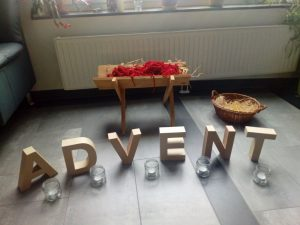 Adventkranzweihe am 28.11.2019