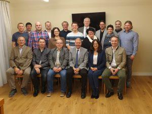 Der neu konstituierte Gemeinderat