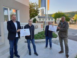 COVID-19 Vereinsförderung in Hafnerbach – Die GemeinderätInnen unterstützen!
