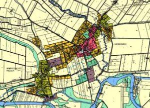 Beabsichtigte Änderung des örtlichen Raumordnungsprogramms