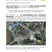 COVID-19 Teststraße  ab 18.4.2021 in Hafnerbach