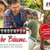 """Hafnerbach macht mit bei der EVN Baumaktion """"Mehr Bäume für meine Gemeinde"""" :-) – ab Juni 2021 geht es los!"""